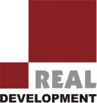 logo real developement